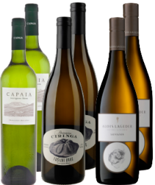 "Degu Abo Startpaket Weiß: ""Sauvignon Blanc - ein Kosmopolit"""
