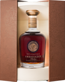 Diplomático Ambassador Selection Cask Strength Rum
