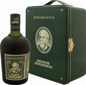 Diplomático Reserva Exclusiva 12 Years Rum Suitcase