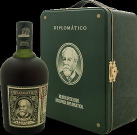 Diplomático Reserva Exclusiva 12 Years Rum Suitcase
