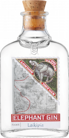 Elephant London Dry Gin Miniatur