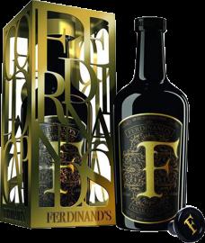 Ferdinand's Saar Goldcap Gin