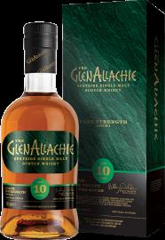 GlenAllachie Cask Strength Batch 1 Scotch Whisky 10 Years