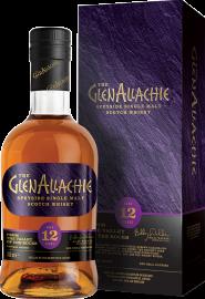 GlenAllachie Speyside Single Malt Scotch Whisky 12 Years