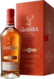 Glenfiddich Single Malt Gran Reserva 21 Years