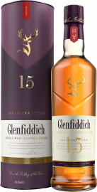 Glenfiddich Single Malt Solera Reserva 15 Years