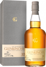 Glenkinchie Lowland Single Malt Scotch Whisky 12 Years