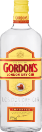 Gordon's Dry Gin Halbflasche