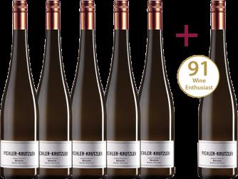 """Grüner Veltliner Dürnstein 2019"" 5+1 GRATIS Paket"