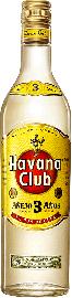 Havana Club 3 Años Rum