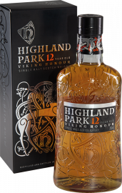 Highland Park Single Malt Scotch Whisky 12 Years