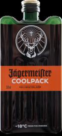 Jägermeister Coolpack Kräuterlikör Halbflasche
