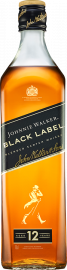 Johnnie Walker Black Label Scotch Whisky 12 Years