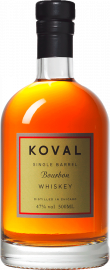 Koval Bourbon Single Barrel Whiskey