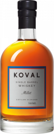Koval Millet Single Barrel Whiskey