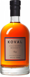 Koval Rye Single Barrel Whiskey