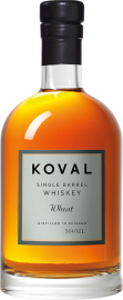 Koval Wheat Cask Strength Whiskey