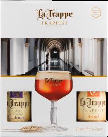 """""""La Trappe"""" Geschenkset"""