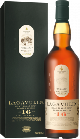 Lagavulin Islay Single Malt Scotch Whisky 16 Years
