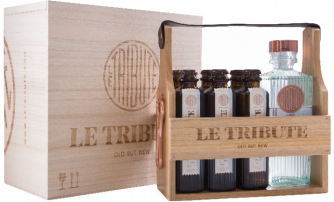 Le Tribute Gin Gift Box