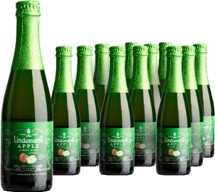 Lindemans Apple 12er-Karton