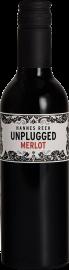 Merlot Unplugged Halbflasche 2017