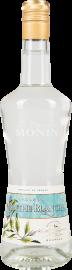 Monin Liqueur Crème de Menthe Blanche