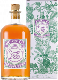 Monkey 47 Schwarzwald Dry Gin Barrel Cut