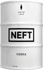 Neft Vodka White Barrel