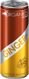 Organics Ginger Ale by Red Bull 24er-Karton