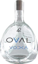 Oval Vodka Strong