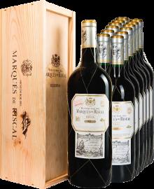 """""""Rioja Reserva DOCa 2015"""" Paket + GRATIS Magnum"""