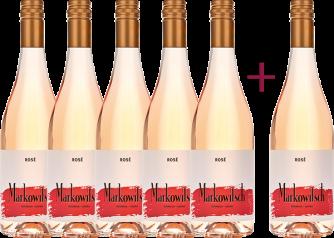 """""""Rosé 2019"""" 5+1 GRATIS Paket"""