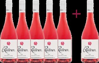 """Rosé Schilcher Klassik 2019"" 5+1 GRATIS Paket"