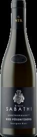 Sauvignon Blanc Ried Pössnitzberg Große STK-Lage 2015