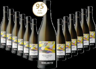 """Sauvignon Blanc Steinriegl 2018"" 12+1 GRATIS Magnum Paket"