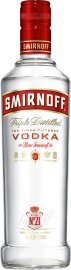 Smirnoff Red Label Vodka Großflasche
