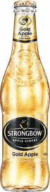 Strongbow Cider Gold Apple 24er-Karton