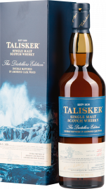"Talisker Single Malt Scotch Whisky ""The Distillers Edition"""