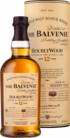 The Balvenie Double Wood Single Malt Scotch Whisky 12 Years