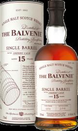 The Balvenie Single Barrel Sherry Cask 15 Years