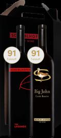 """""""The Legends & Big John"""" Geschenkset"""
