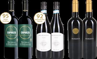 """Vinorama Premium Box"" einmaliges Paket 12/2020-01/2021"