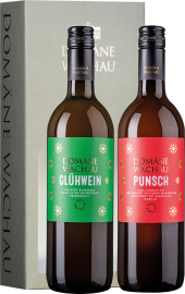 """""""Weißer Glühwein & Punsch"""" Set"""