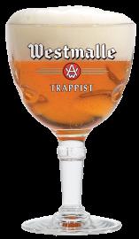 Westmalle-Bierglas