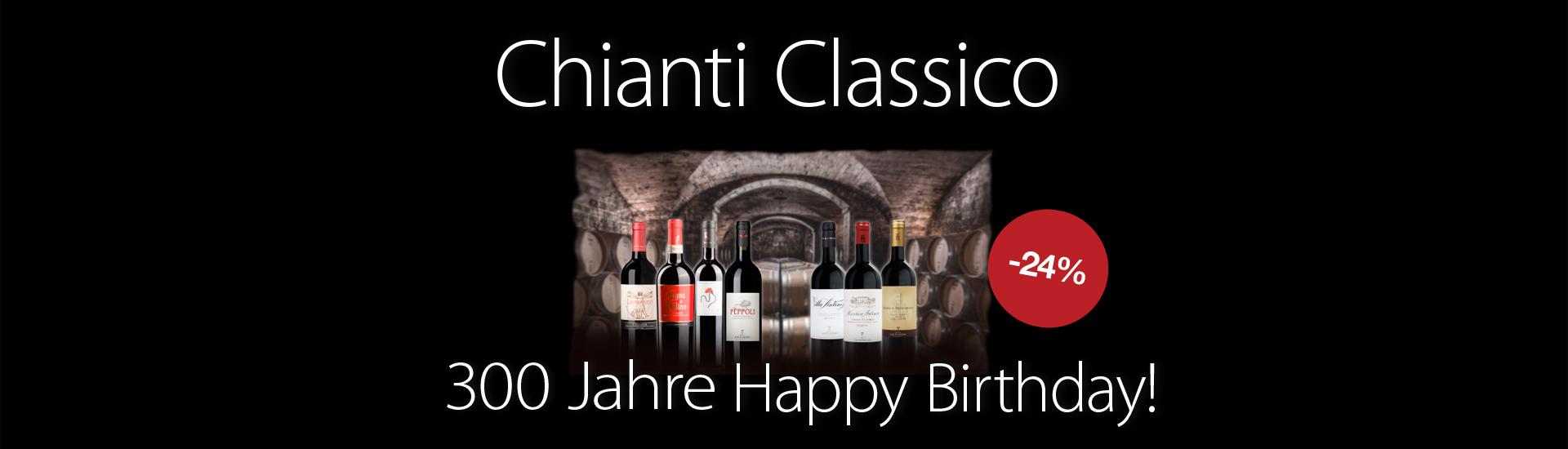 Weine - 300 Jahre Chianti Classico! 09/2016 - Slider