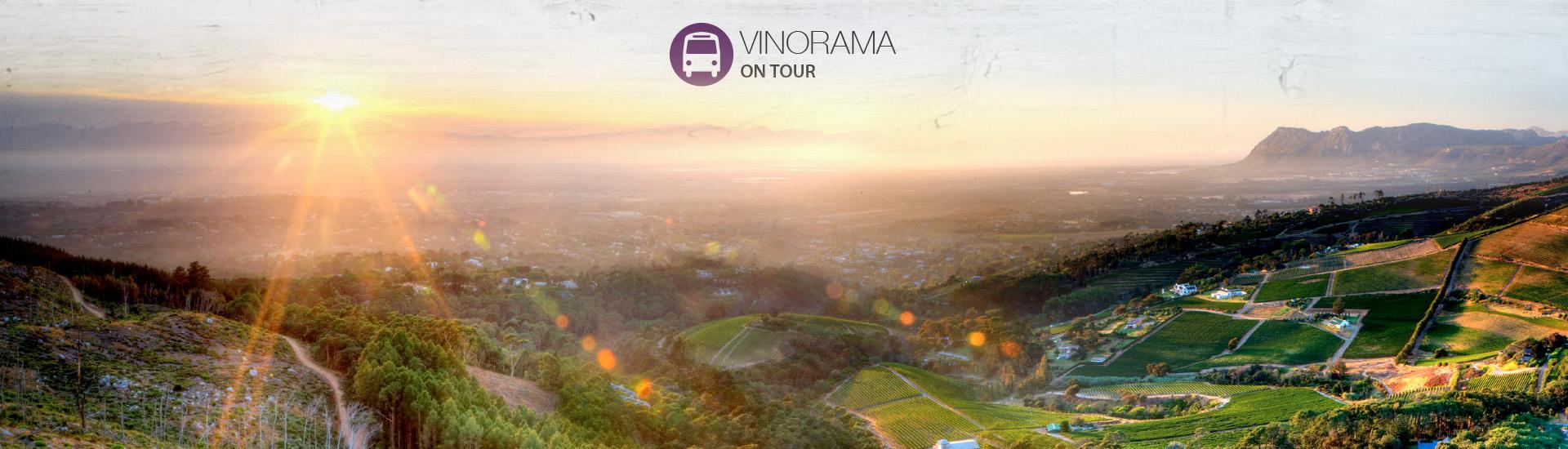 Weine - Vinorama on Tour: Südafrika - Weingüter Constantia Glen, Capaia & Selection Alexander von Essen 10/2016 - Slider