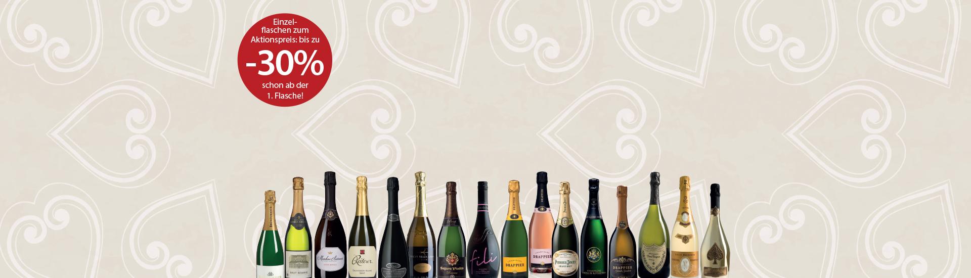 Weine - Schaumweine & Champagner für Feste & Feiern! 12/2016 - Slider