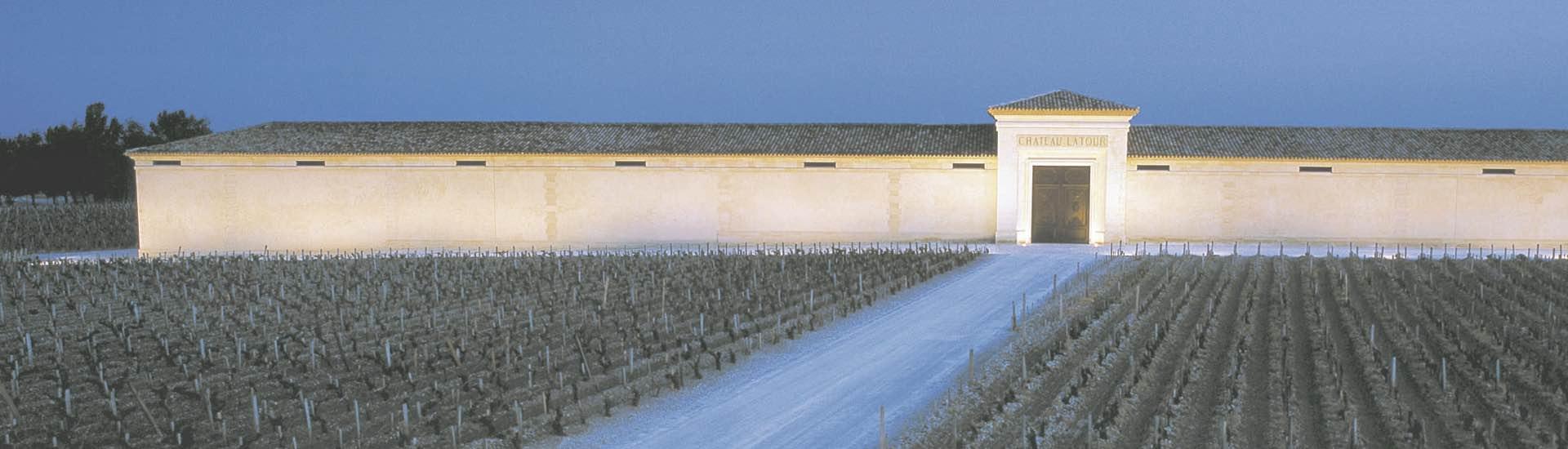 Weine - Rarität des Monats: Château Latour 2005 10/2017 - Slider