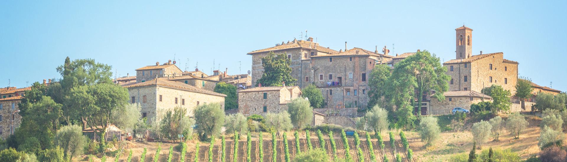 Weine - Brunello di Montalcino - Spitzenweine aus dem TOP-Jahrgang 2015 04/2020 - Slider